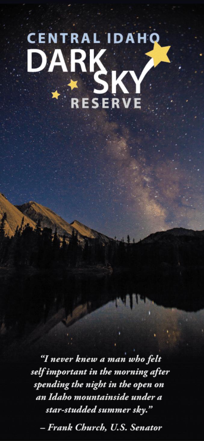Getting Here - Dark Sky Reserve